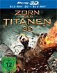 Zorn der Titanen 3D (Blu-ray 3D + Blu-ray) Blu-ray