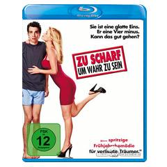Zu scharf, um wahr zu sein Blu-ray