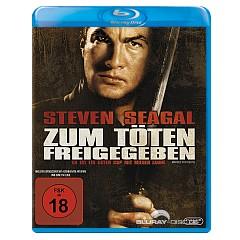 Zum Töten freigegeben (Neuauflage) Blu-ray