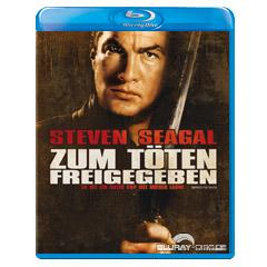 Zum Töten freigegeben Blu-ray