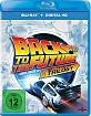 Zurück in die Zukunft - Trilogie (Jubiläumsedition) (Blu-ray + UV Copy) Blu-ray