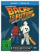 Zurück in die Zukunft - Trilogie (Limited Jubiläumsedition Steelbook) (Blu-ray + UV Copy) Blu-ray