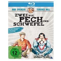 Zwei wie Pech und Schwefel Blu-ray