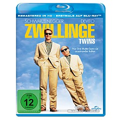 Zwillinge - Twins Blu-ray