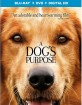A Dog's Purpose (Blu-ray + DVD + UV Copy) (US Import ohne dt. Ton) Blu-ray