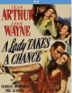 A Lady Takes a Chance (1943) (Region A - US Import ohne dt. Ton) Blu-ray