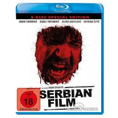 A Serbian Film (3-Disc Special Edition) Blu-ray