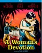 A Woman's Devotion (1956) (Region A - US Import ohne dt. Ton) Blu-ray