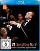 Abbado feat. Gustav Mahler Jugendorchester - Mahler Symphony No.9 Blu-ray