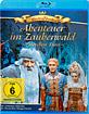 Abenteuer im Zauberwald - Väterchen Frost (MärchenKlassiker) Blu-ray
