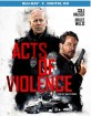 Acts of Violence (2018) (Blu-ray + UV Copy) (Region A - US Import ohne dt. Ton) Blu-ray
