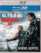 Al filo del mañana 3D (Blu-ray 3D + Blu-ray) (ES Import ohne dt. Ton) Blu-ray