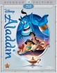 Aladdin (1992) - Diamond Edition (Blu-ray + DVD + Digital Copy) (US Import ohne dt. Ton) Blu-ray