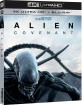 Alien: Covenant 4K (4K UHD + Blu-ray) (IT Import) Blu-ray