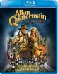 Allan Quatermain and the Lost City of Gold (1986) (Region A - US Import ohne dt. Ton) Blu-ray