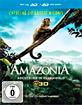 Amazonia - Abenteuer im Regenwald 3D (Blu-ray 3D) Blu-ray