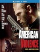 American Violence (2017) (Blu-ray + DVD) (Region A - US Import ohne dt. Ton) Blu-ray