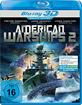 American Warships 2 3D (Blu-ray 3D) Blu-ray