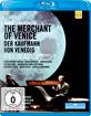 André Tchaikowsky - Der Kaufmann von Venedig Blu-ray