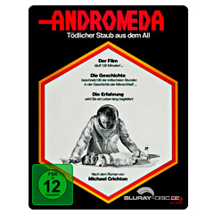 Andromeda Tödlicher Staub Aus Dem All 1971
