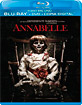 Annabelle (2014) (Blu-ray + DVD + UV Copy) (ES Import) Blu-ray