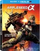 Appleseed - Alpha (Blu-ray + UV Copy) (CA Import) Blu-ray