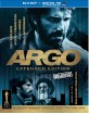 Argo (2012) - Kinofassung & Extended Cut (Collector's Edition) Blu-ray