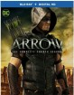 Arrow: The Complete Fourth Season (Blu-ray + UV Copy) (UK Import ohne dt. Ton) Blu-ray
