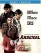 Arsenal (2017) (Blu-ray + UV Copy) (Region A - US Import ohne dt. Ton) Blu-ray