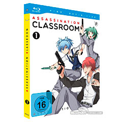 Assassination Classroom - Vol. 1 (Limited Edition) Blu-ray