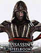 Assassin's Creed (2016) 3D - KimchiDVD Exclusive Full Slip Steelbook (Blu-ray 3D + Blu-ray) (KR Import ohne dt. Ton) Blu-ray