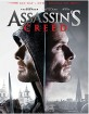 Assassin's Creed (2016) (Blu-ray + DVD + UV Copy) (US Import ohne dt. Ton) Blu-ray