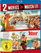 Asterix und die Wikinger + Asterix im Land der Götter (Doppelset) Blu-ray