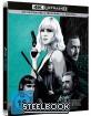 Atomic Blonde (2017) 4K (Limited Steelbook Edition) (4K UHD + Blu-ray + UV Copy) Blu-ray