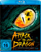 Attack of the Last Dragon Blu-ray