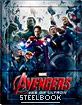 Avengers: Age of Ultron (2015) 3D - Blufans Exclusive Limited Quarter Slip Edition Steelbook (CN Import ohne dt. Ton) Blu-ray