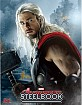 Avengers: Age of Ultron (2015) 3D - Novamedia Exclusive Limited Full Slip Type C Edition Steelbook (KR Import ohne dt. Ton) Blu-ray