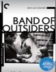 Band of Outsiders - Criterion Collection (Region A - US Import ohne dt. Ton) Blu-ray