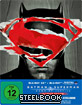 Batman v Superman: Dawn of Justice (2016) 3D - Kinofassung und Director's Cut (Limited Steelbook Edition) (Blu-ray 3D) Blu-ray