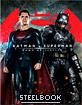 Batman v Superman: Dawn of Justice (2016) 3D - Manta Lab Exclusive Limited Full Slip Edition Steelbook (HK Import ohne dt. Ton) Blu-ray