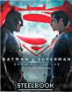 Batman v Superman: Dawn of Justice (2016) - Manta Lab Exclusive Limited Lenticular Slip Steelbook (HK Import ohne dt. Ton) Blu-ray