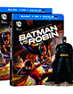 Batman vs. Robin - Amazon Exclusive Limited Edition Steelbook Giftset (Blu-ray + DVD + UV Copy) (CA Import) Blu-ray