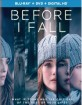 Before I Fall (2017) (Blu-ray + DVD + UV Copy) (US Import ohne dt. Ton) Blu-ray
