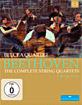 Belcea Quartet: Beethoven - The complete String Quartets Blu-ray