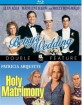 Betsy's Wedding (1990) / Holy Matrimony (1994) - Double Feature (Region A - US Import ohne dt. Ton) Blu-ray