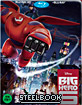 Big Hero 6 (2014) 3D - Limited Edition Steelbook (Blu-ray 3D + Blu-ray) (KR Import ohne dt. Ton) Blu-ray