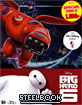 Big Hero 6 (2014) 3D - Limited Edition Steelbook (Blu-ray 3D + Blu-ray) (TH Import ohne dt. Ton) Blu-ray
