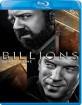 Billions: The Complete First Season (Region A - US Import ohne dt. Ton) Blu-ray