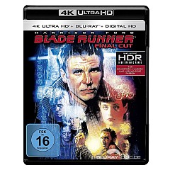 Blade Runner - Final Cut 4K (4K UHD + Blu-ray + UV Copy) Blu-ray