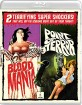 Blood Mania (1970) / Point of Terror (1971) (Region A - US Import ohne dt. Ton) Blu-ray